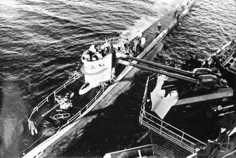 73347 - Волчьи Стаи - Германские подводные лодки двух мировых войн