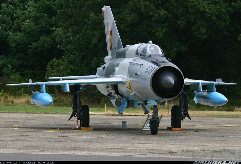 7337 - Последние МиГ-21