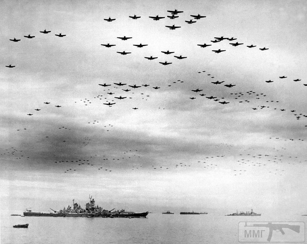 73380 - Военное фото 1941-1945 г.г. Тихий океан.