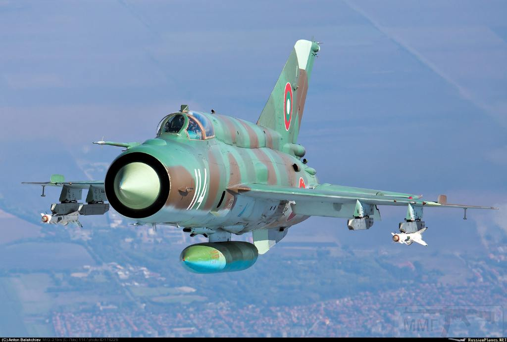 7340 - Последние МиГ-21