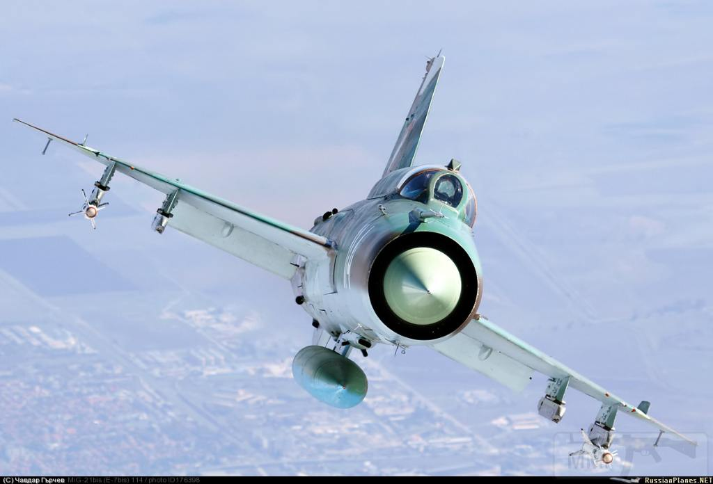 7341 - Последние МиГ-21