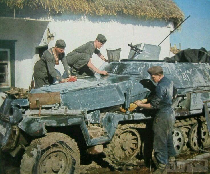 73447 - Военное фото 1941-1945 г.г. Восточный фронт.