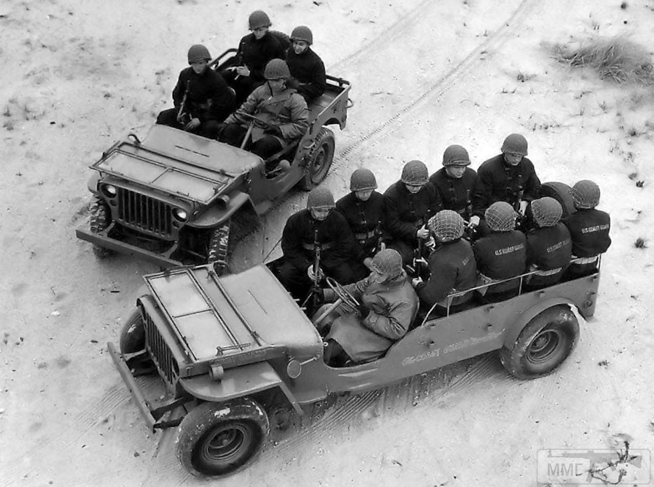 73458 - «Willys МВ» как один из символов войны.