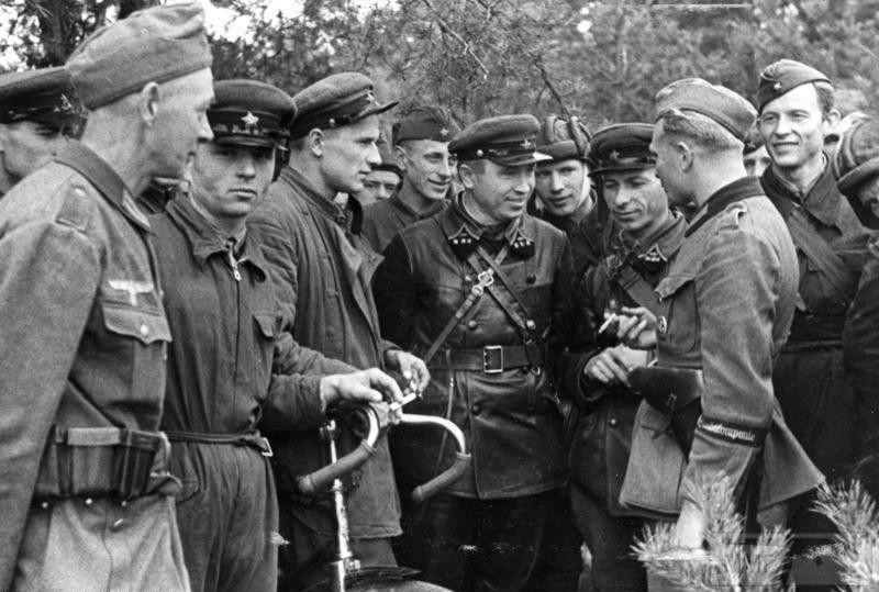73476 - Раздел Польши и Польская кампания 1939 г.