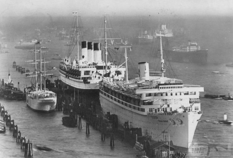 73554 - Германский флот 1914-1945