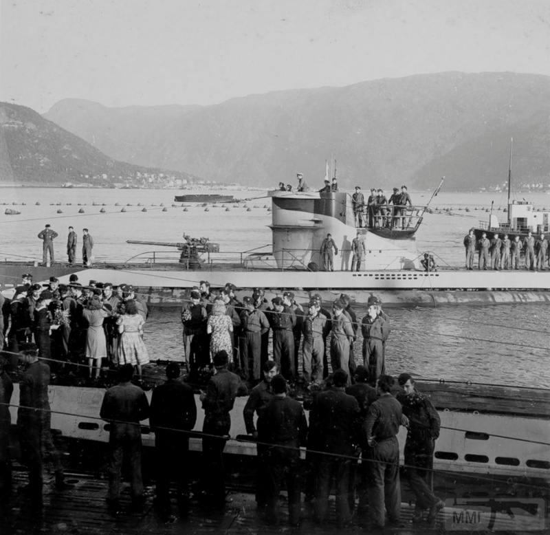 73558 - Волчьи Стаи - Германские подводные лодки двух мировых войн