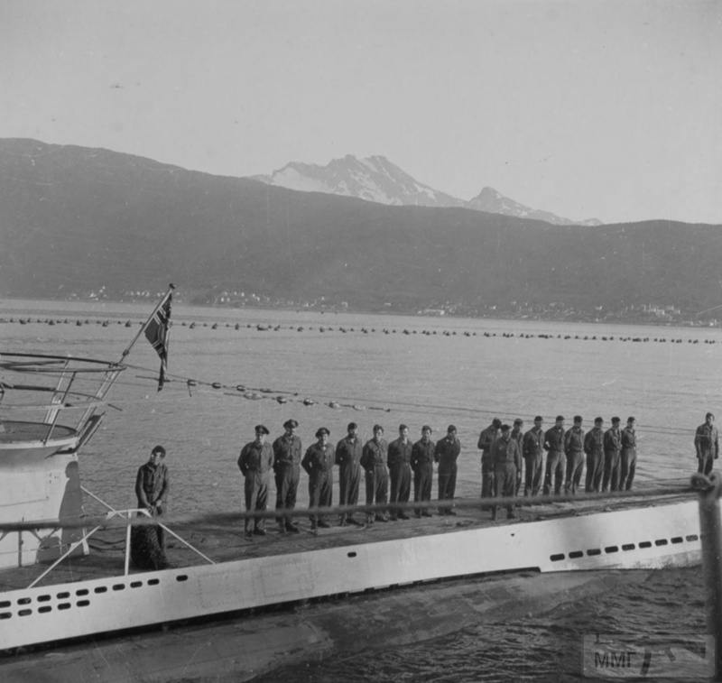 73559 - Волчьи Стаи - Германские подводные лодки двух мировых войн