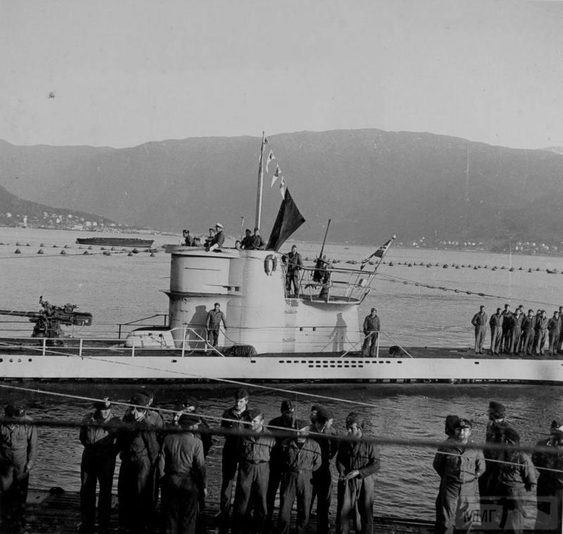 73562 - Волчьи Стаи - Германские подводные лодки двух мировых войн