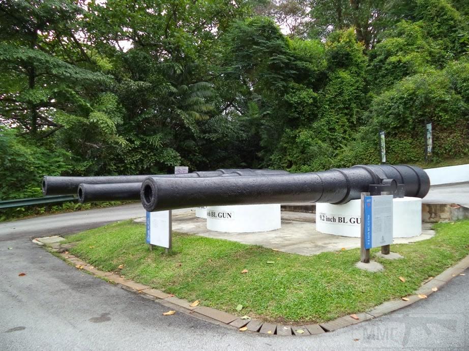 7357 - Корабельные пушки-монстры в музеях и во дворах...