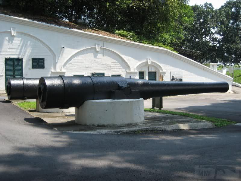 7358 - Корабельные пушки-монстры в музеях и во дворах...