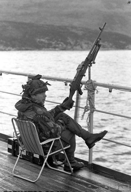 73586 - Фолклендская война