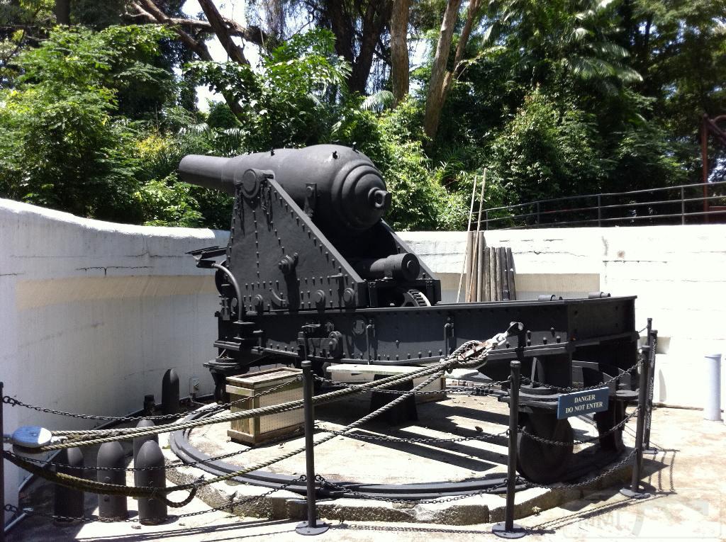 7360 - Корабельные пушки-монстры в музеях и во дворах...