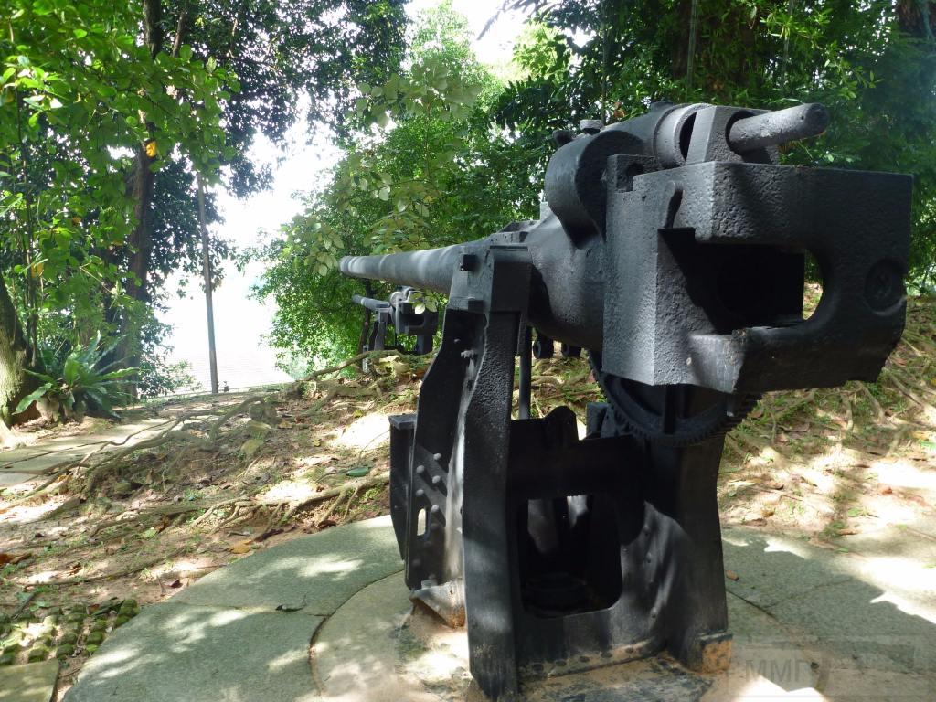 7362 - Корабельные пушки-монстры в музеях и во дворах...