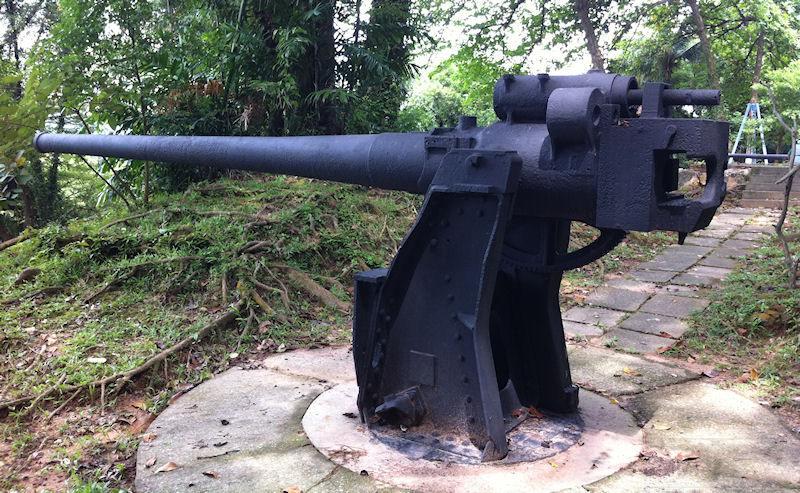 7363 - Корабельные пушки-монстры в музеях и во дворах...