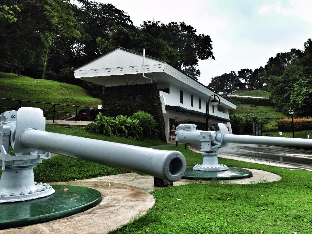 7364 - Корабельные пушки-монстры в музеях и во дворах...