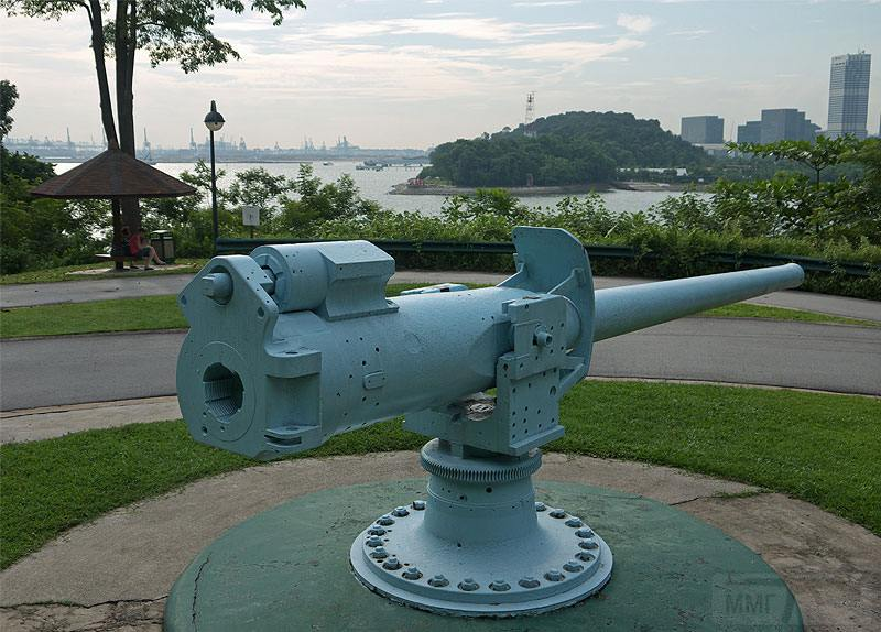 7366 - Корабельные пушки-монстры в музеях и во дворах...