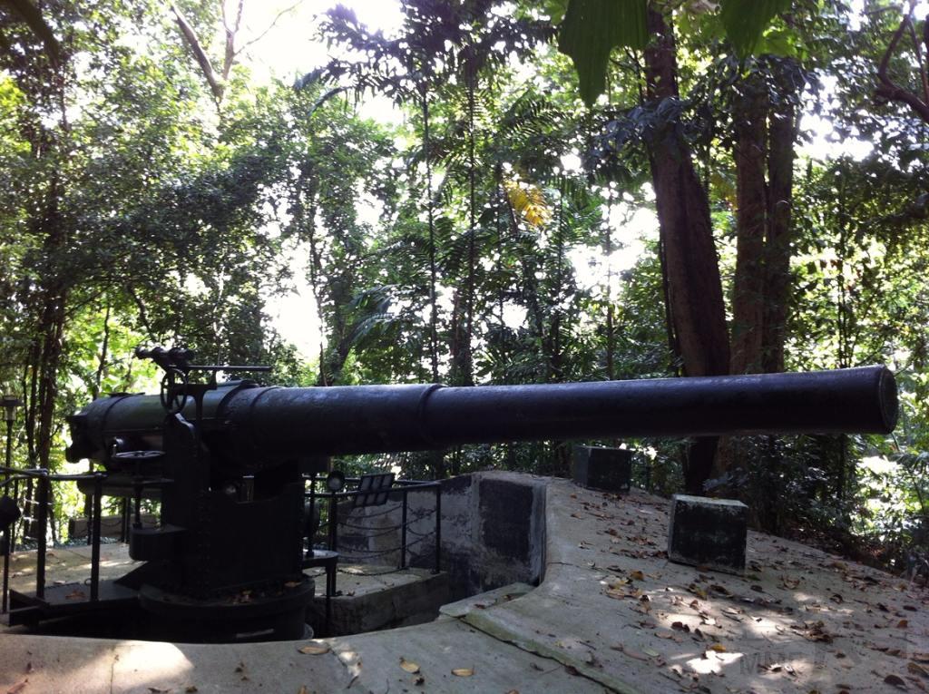 7369 - Корабельные пушки-монстры в музеях и во дворах...