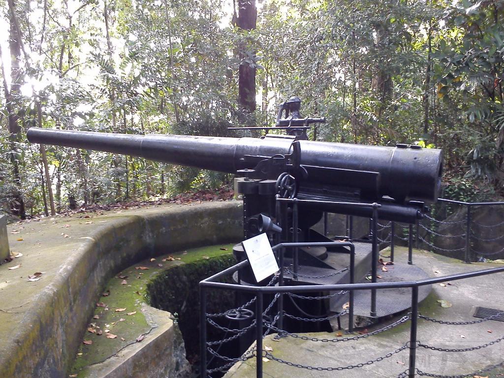 7370 - Корабельные пушки-монстры в музеях и во дворах...