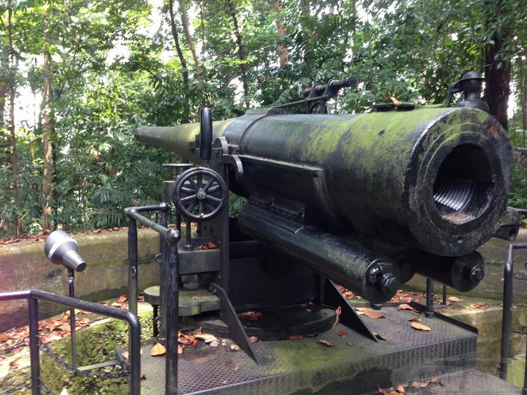 7371 - Корабельные пушки-монстры в музеях и во дворах...