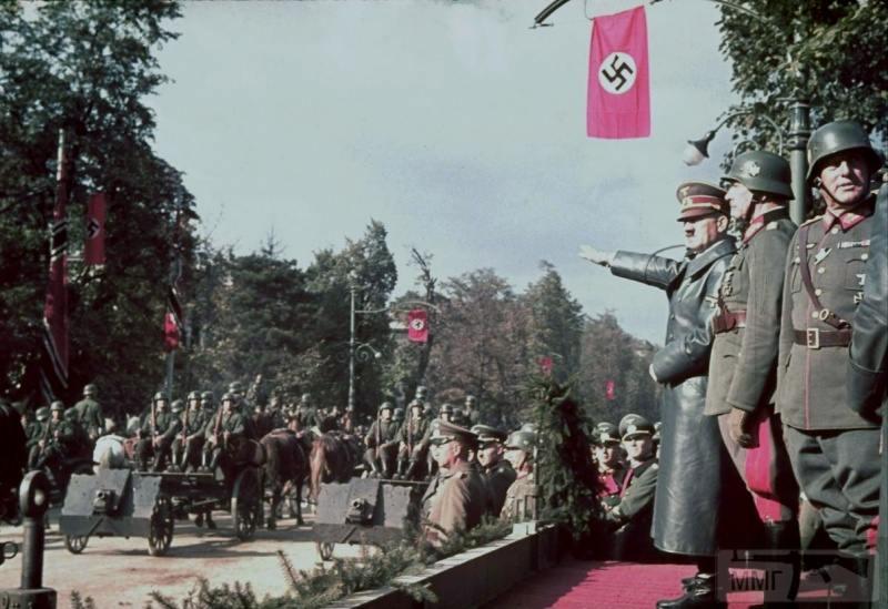 73725 - Раздел Польши и Польская кампания 1939 г.