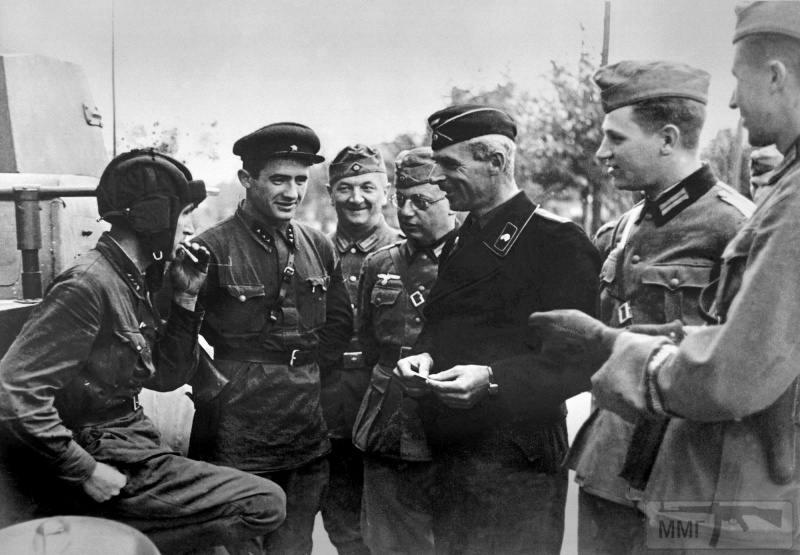 73726 - Раздел Польши и Польская кампания 1939 г.