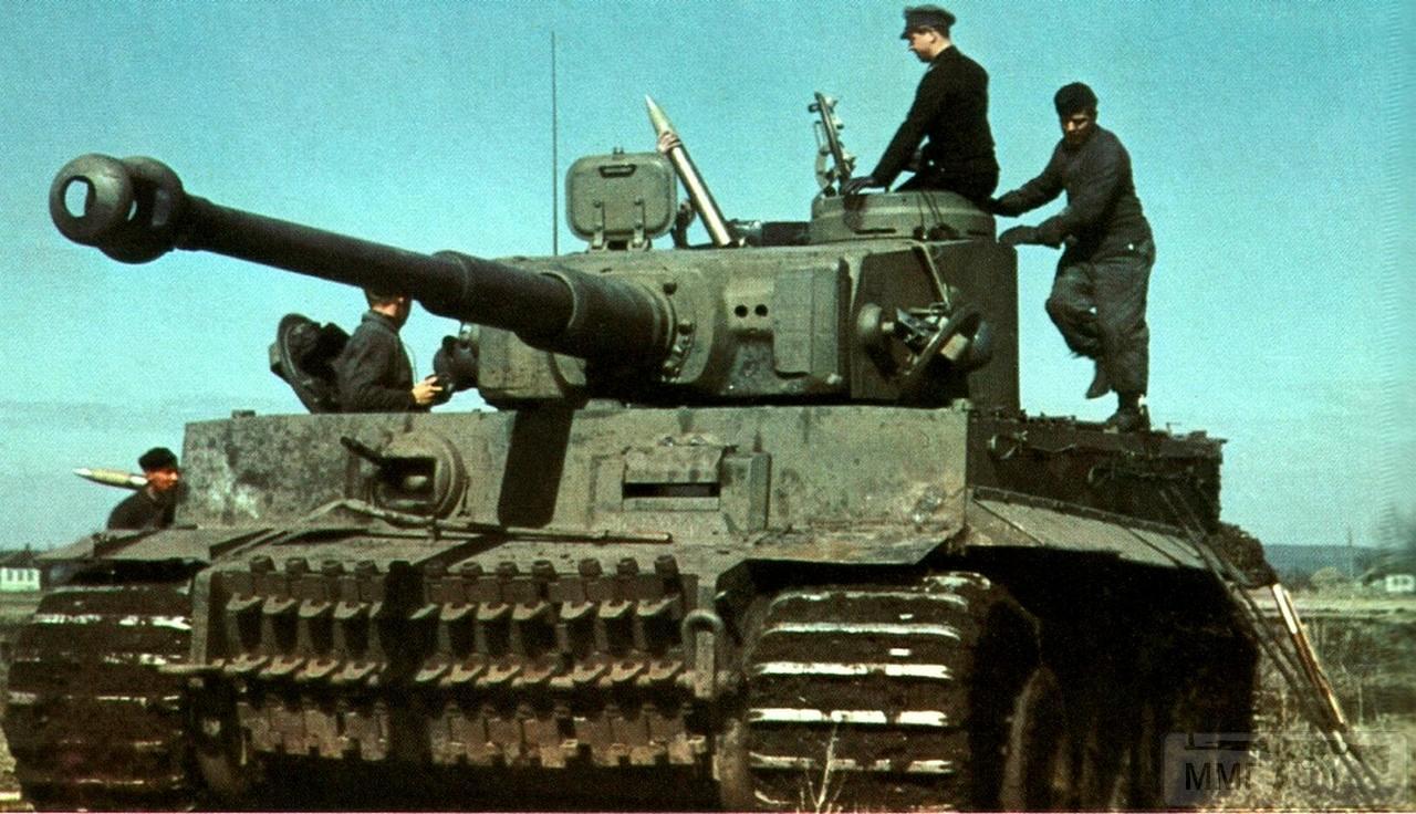74020 - Танк Тигр - лучший танк Второй Мировой Войны?