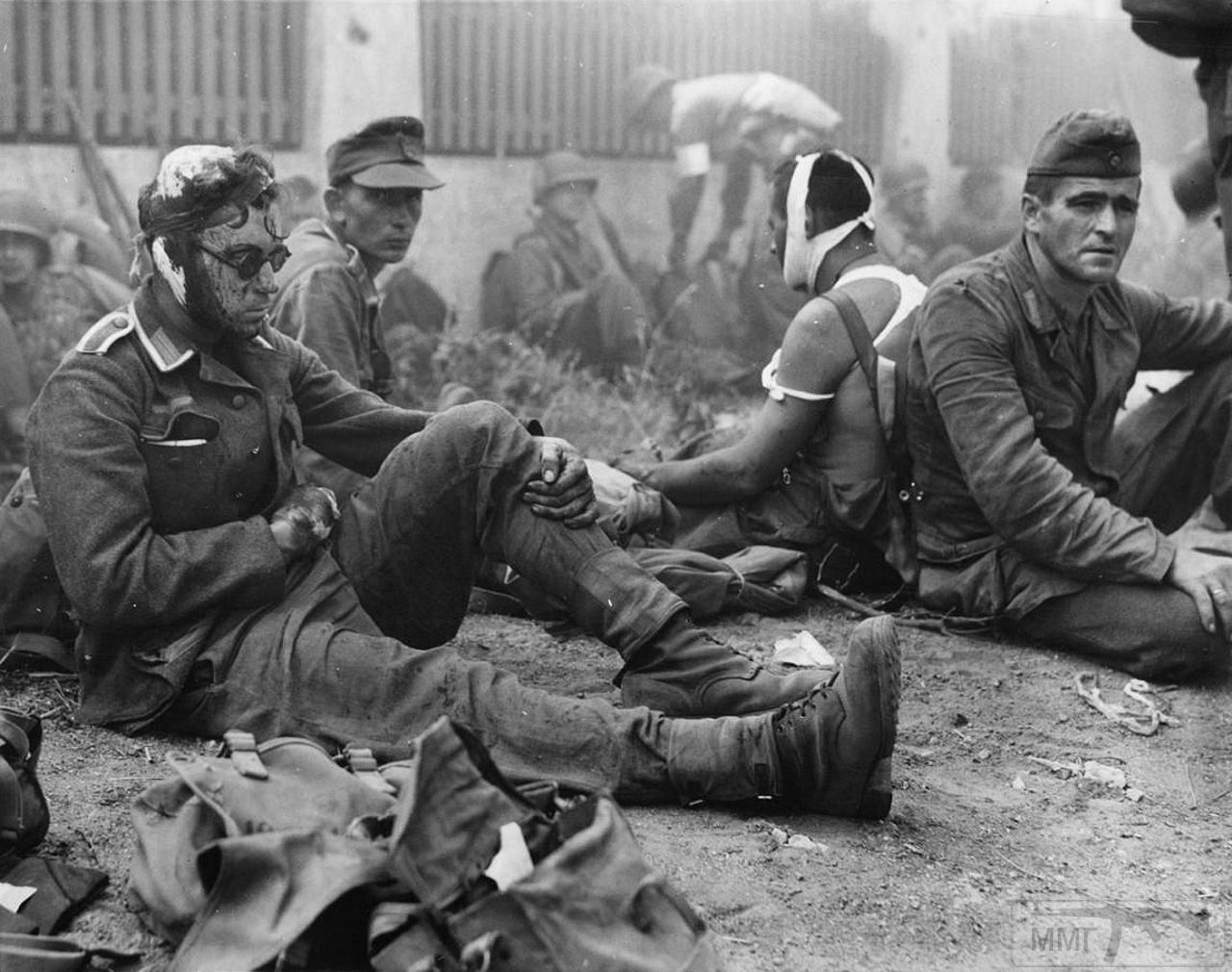 74025 - Военное фото 1939-1945 г.г. Западный фронт и Африка.