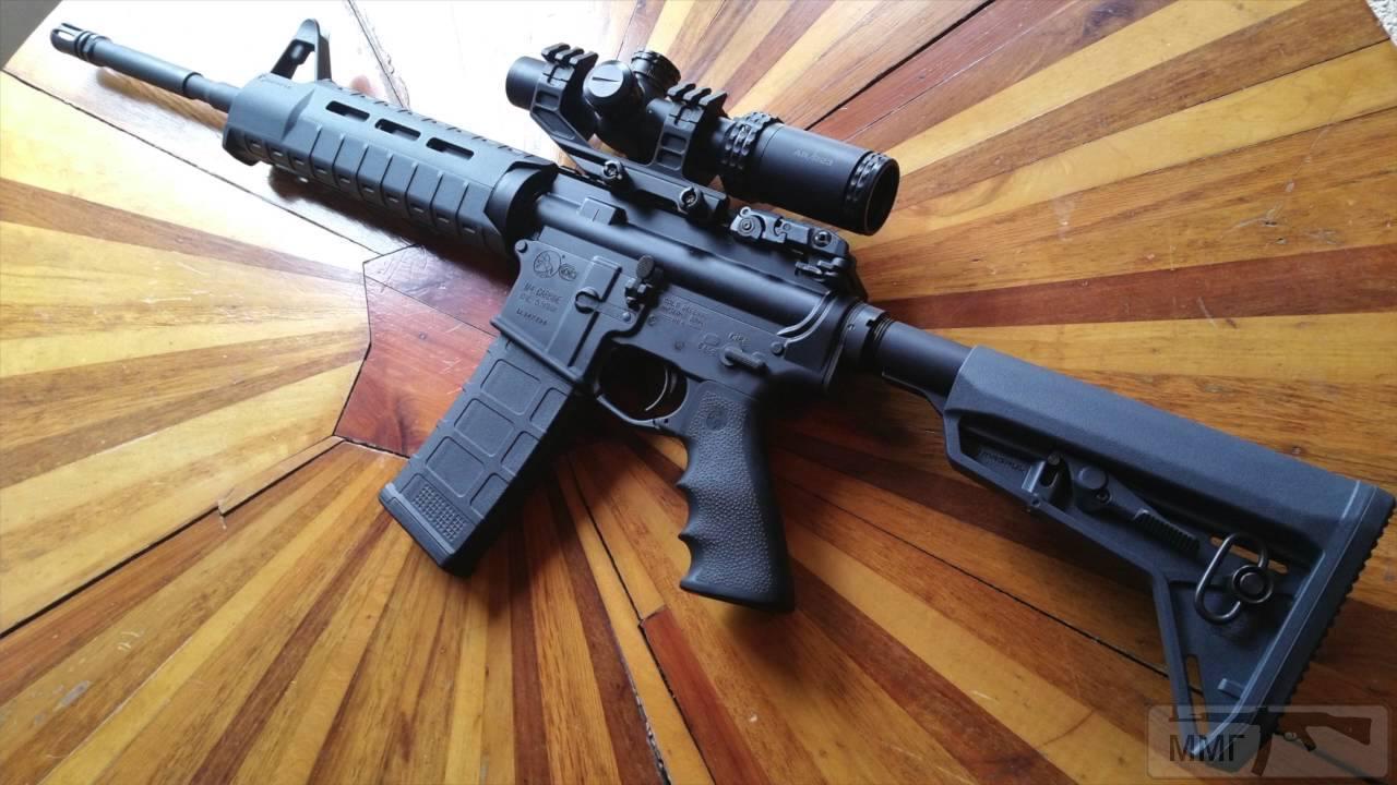 74081 - Фототема Стрелковое оружие