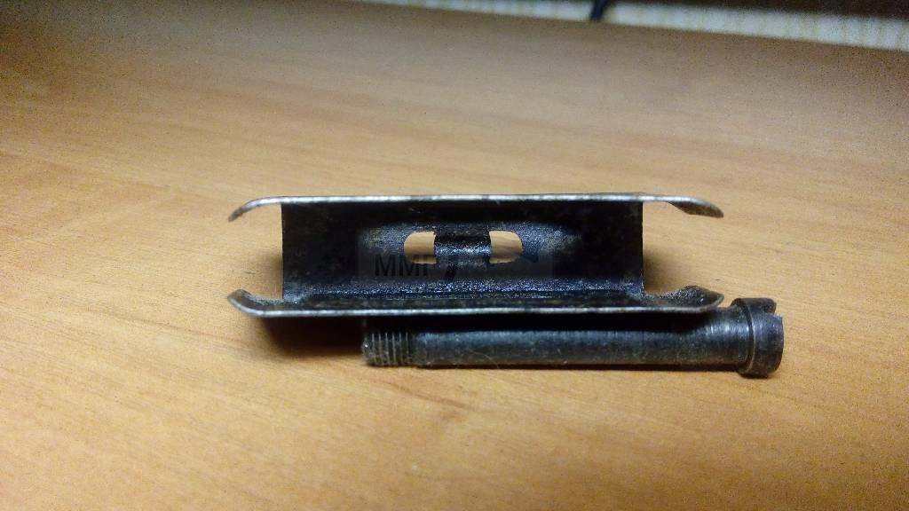 741 - Продам складскую обойму на румынский Манлихер