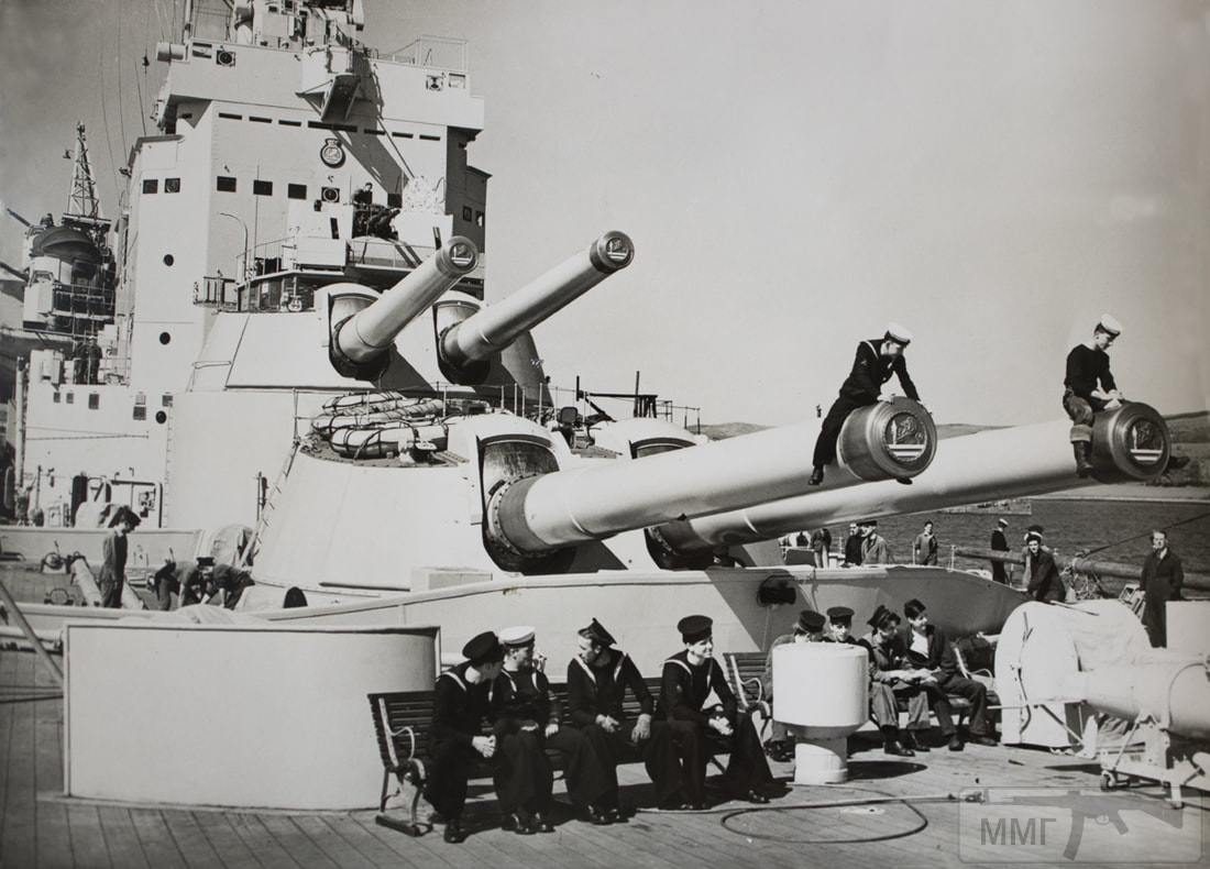 74125 - HMS Vanguard