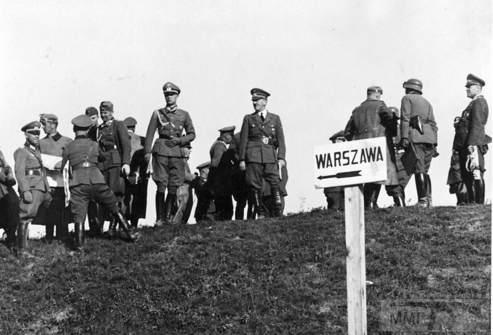 74245 - Раздел Польши и Польская кампания 1939 г.