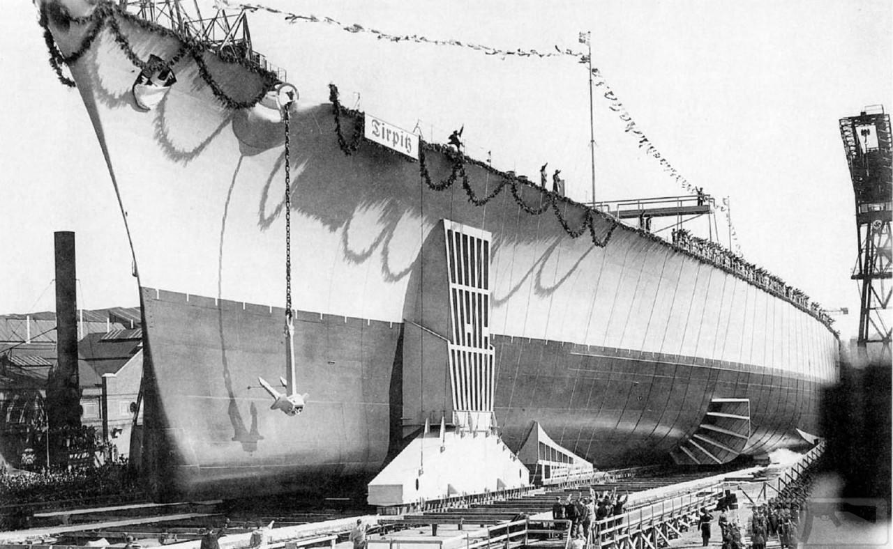 74334 - Германский флот 1914-1945