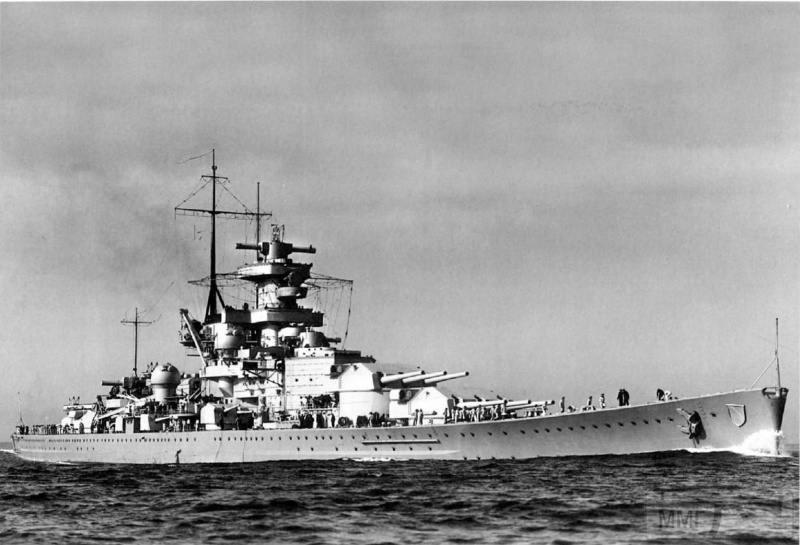 74595 - Германский флот 1914-1945