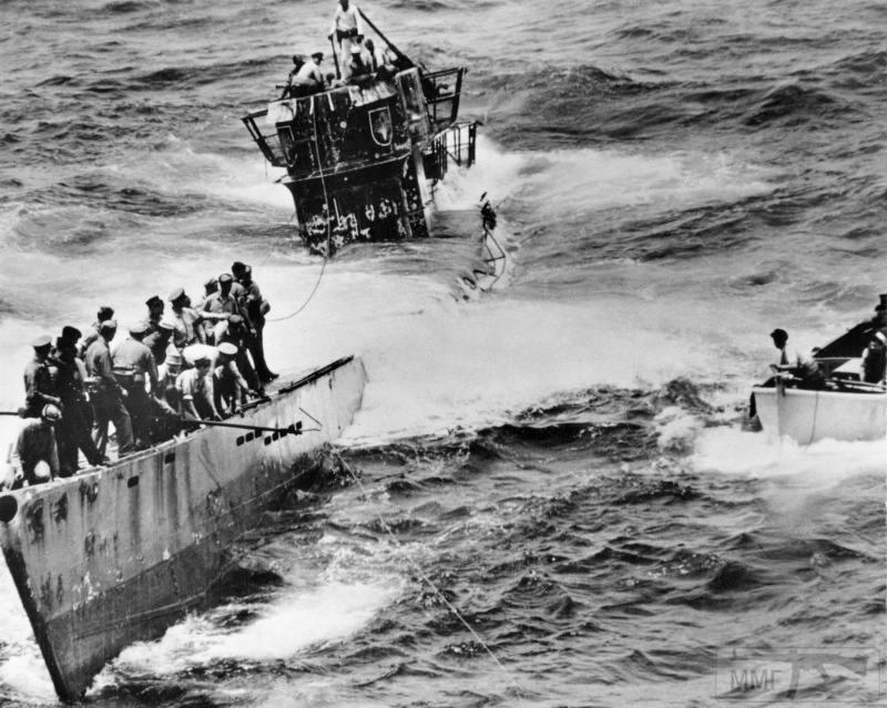 74597 - Волчьи Стаи - Германские подводные лодки двух мировых войн