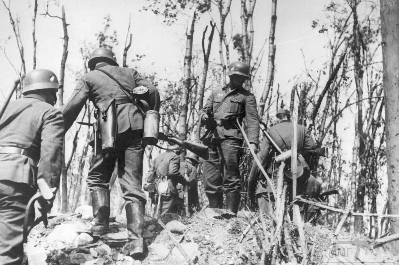 74628 - Раздел Польши и Польская кампания 1939 г.