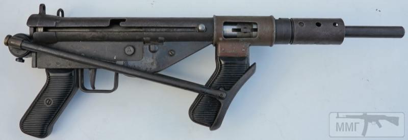 74645 - Редкие пистолет-пулемёты.