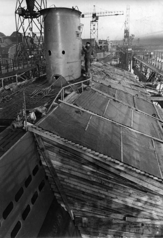 74755 - Волчьи Стаи - Германские подводные лодки двух мировых войн
