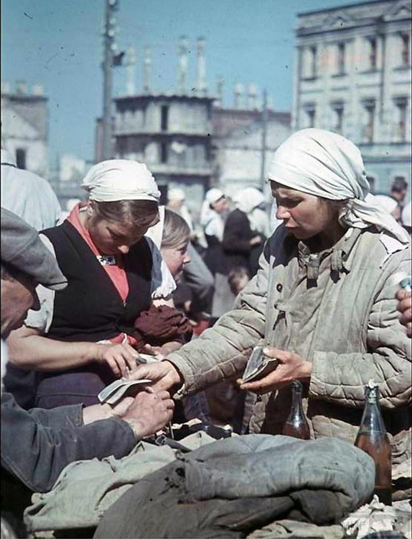 74852 - Военное фото 1941-1945 г.г. Восточный фронт.