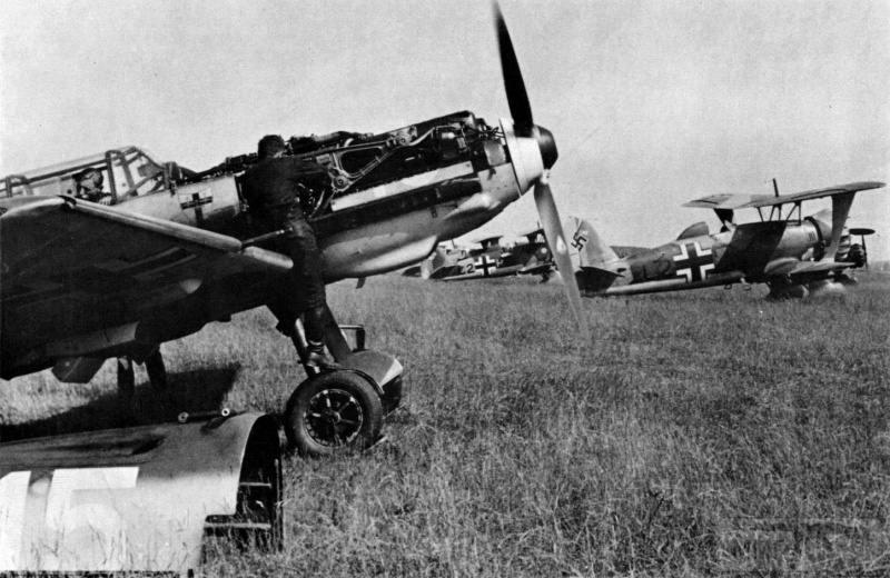74869 - Самолеты Luftwaffe