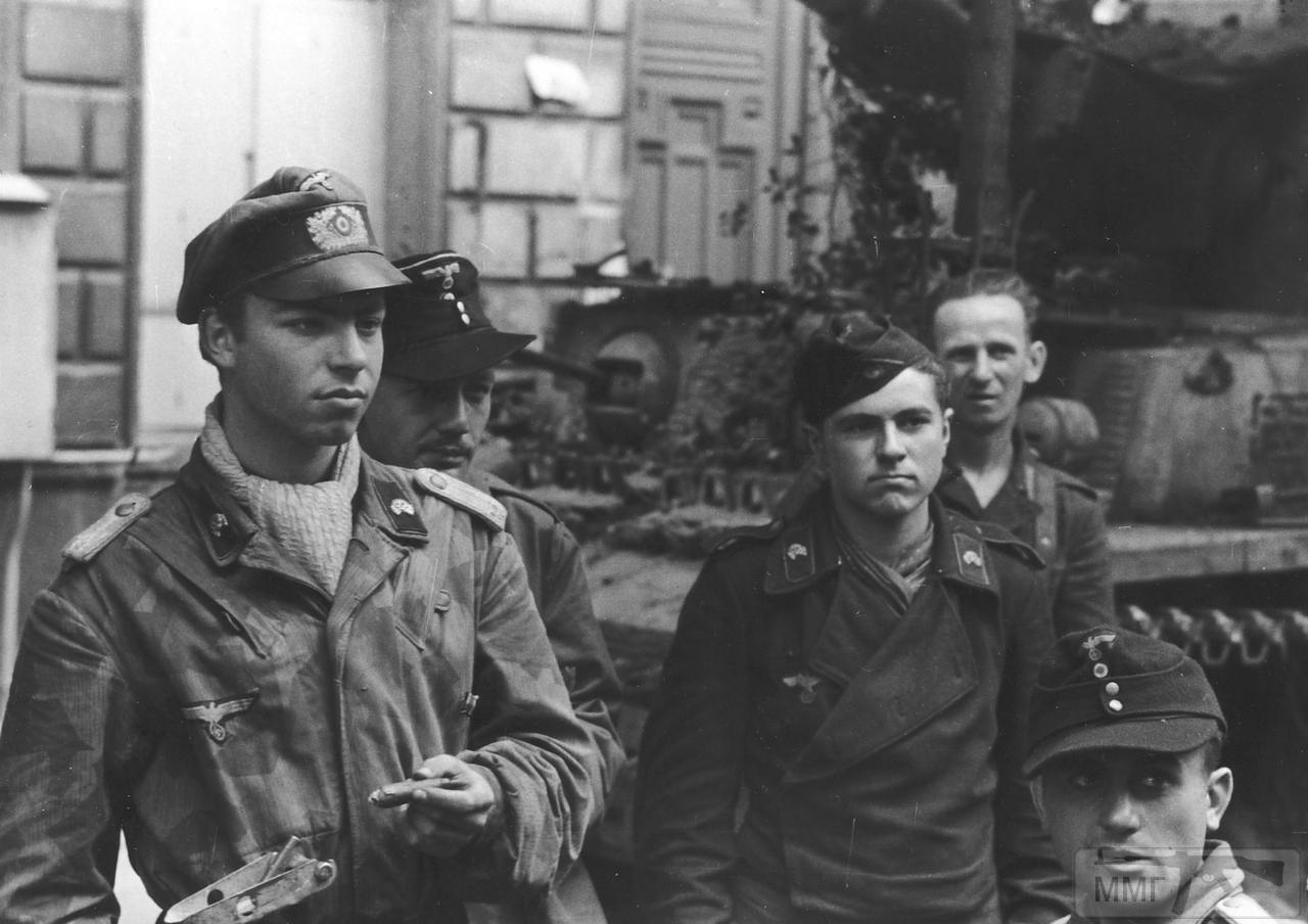 74889 - Великие и не очень танкисты Германии