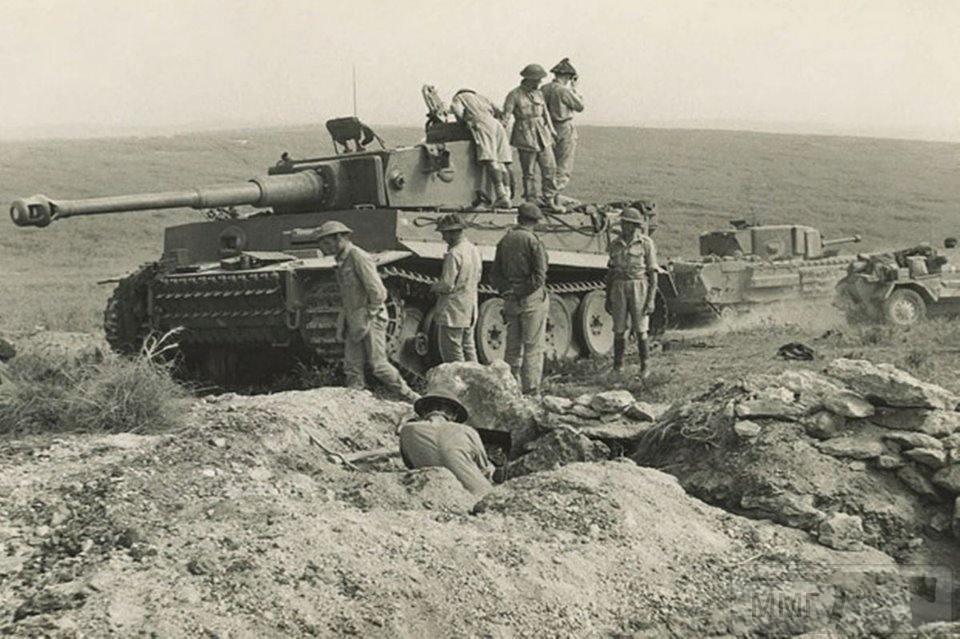 74893 - Военное фото 1939-1945 г.г. Западный фронт и Африка.