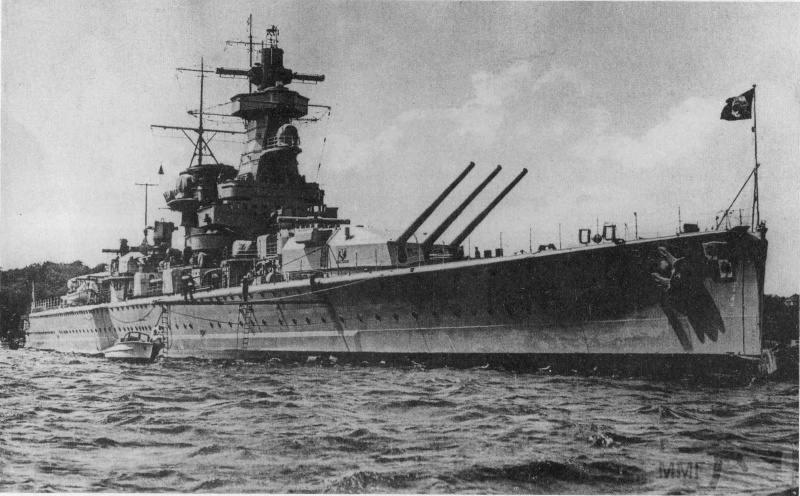 75014 - Германский флот 1914-1945