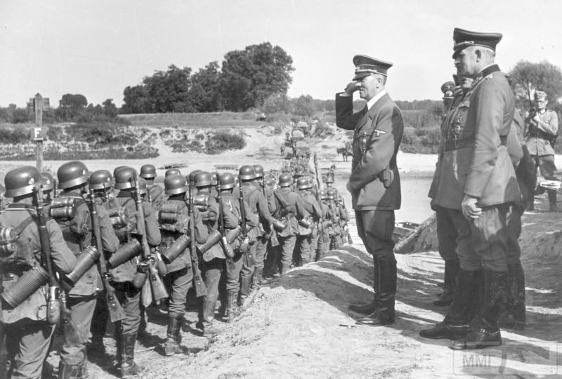 75037 - Раздел Польши и Польская кампания 1939 г.