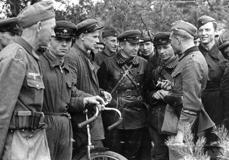 75038 - Раздел Польши и Польская кампания 1939 г.