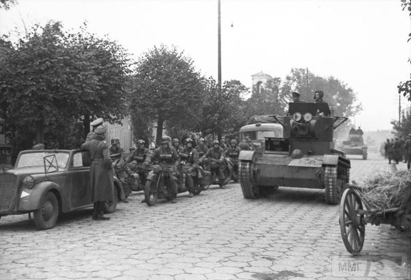 75039 - Раздел Польши и Польская кампания 1939 г.