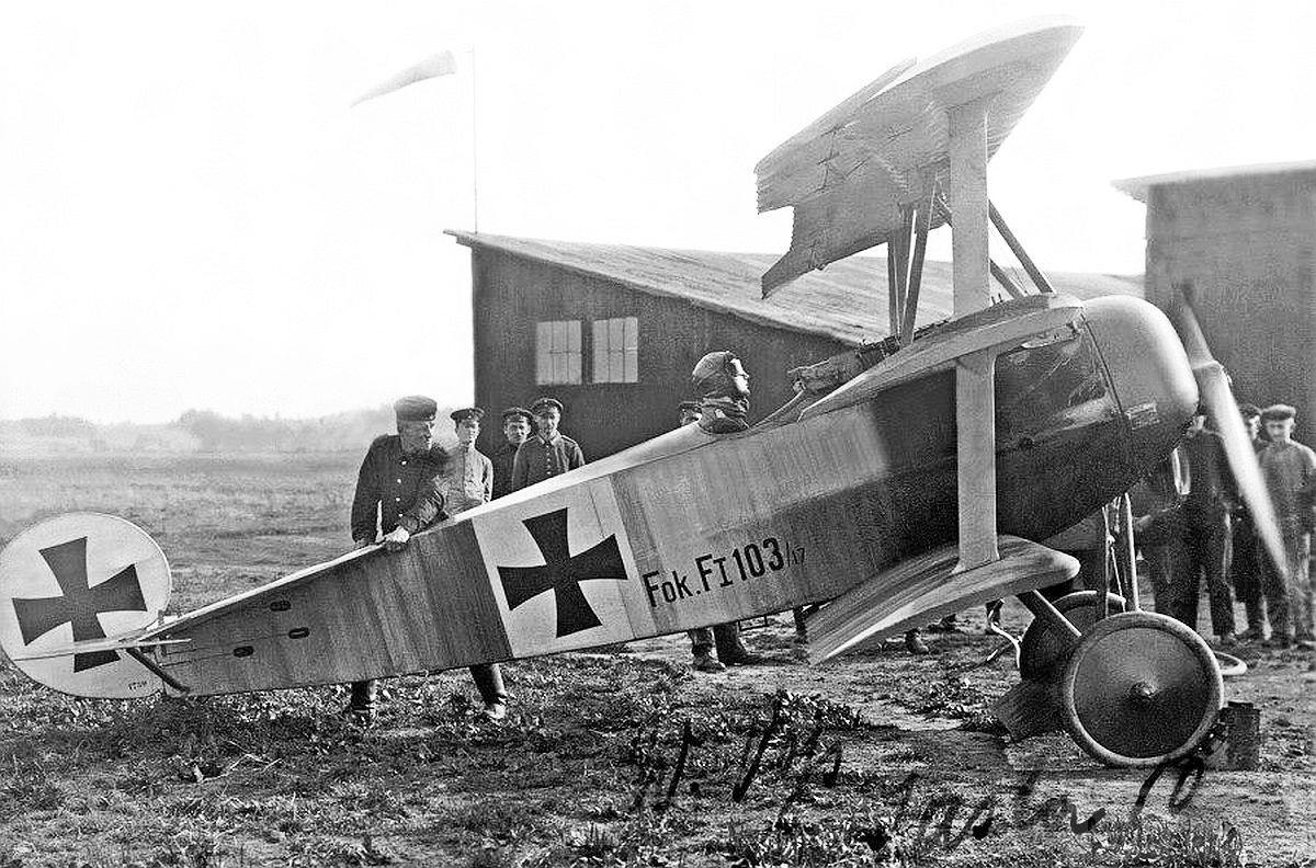 75070 - Авиация и летчики Первой Мировой Войны.