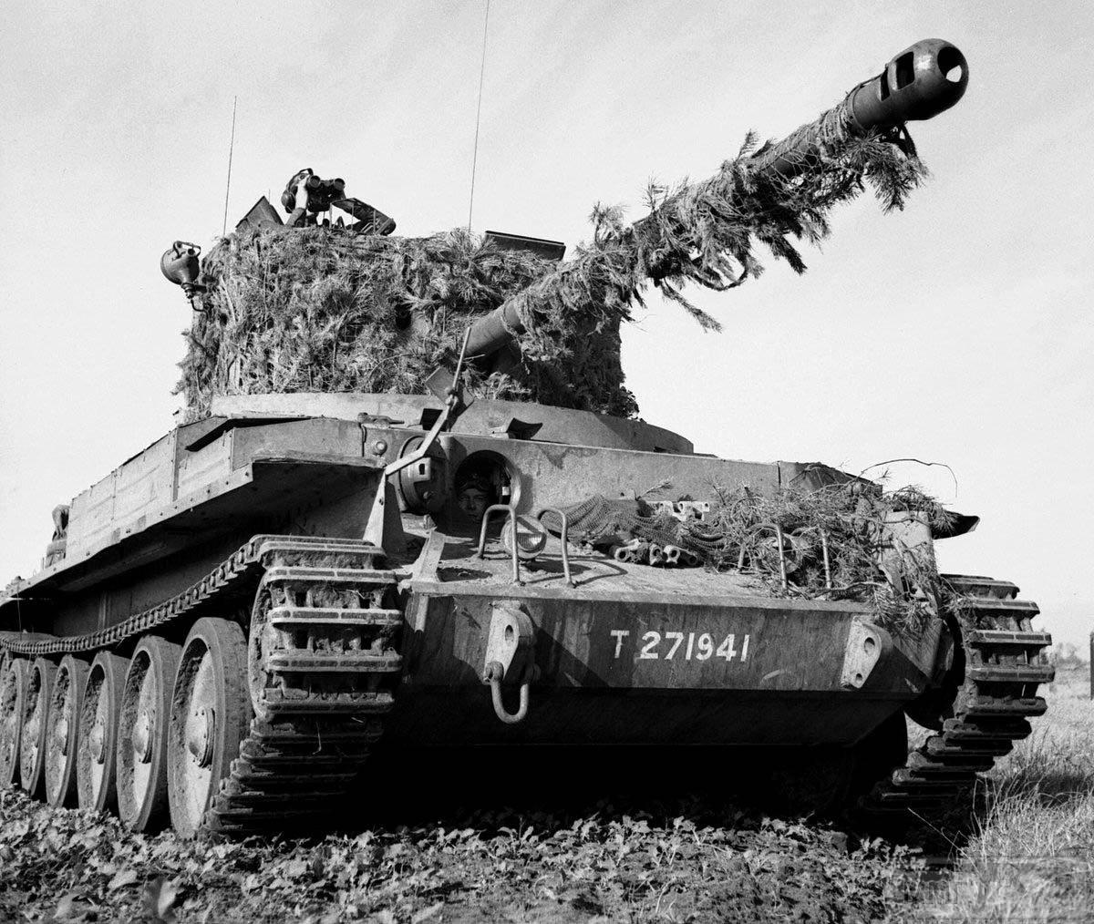 75250 - Британские танки Второй мировой