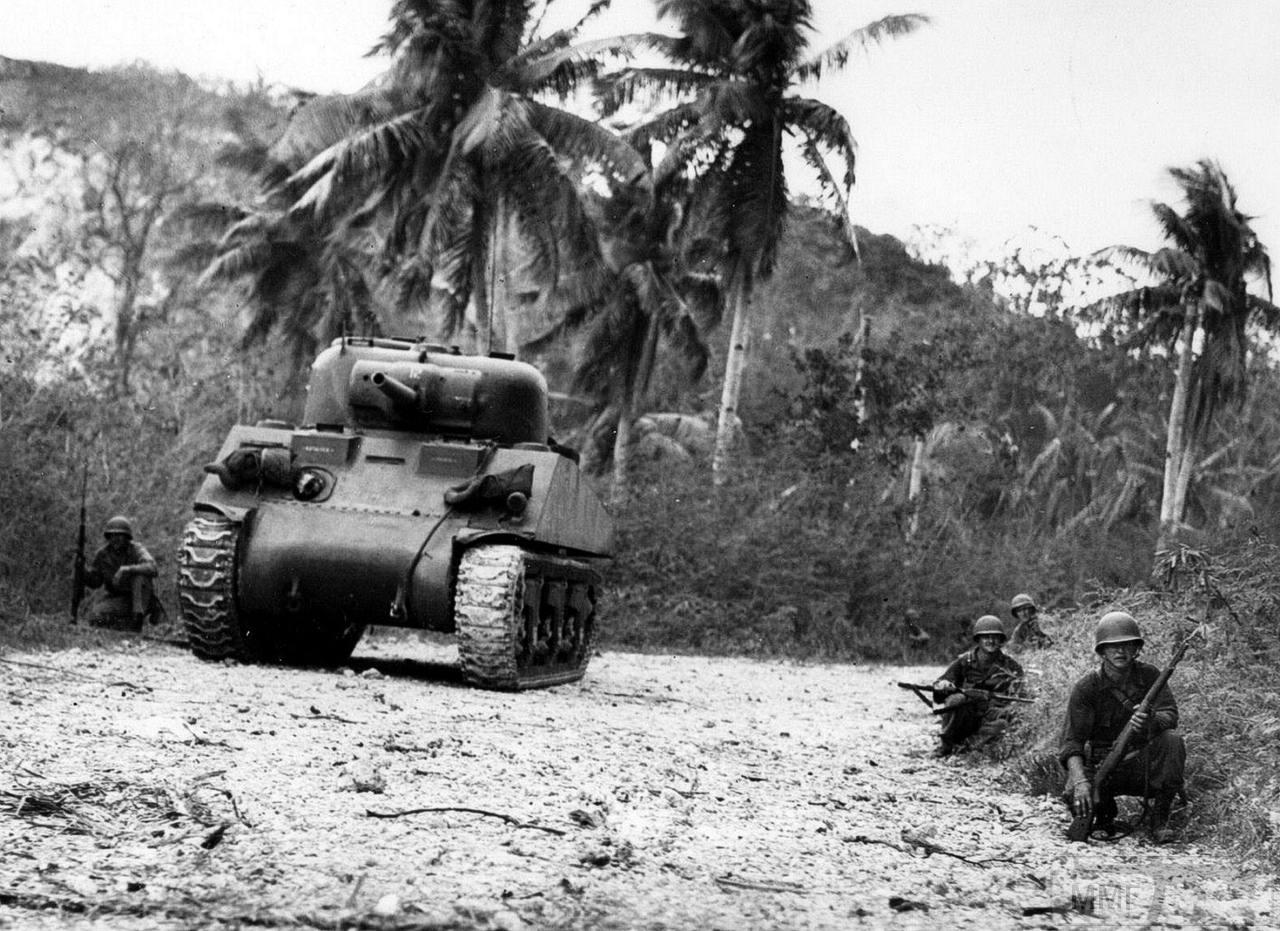 75255 - Военное фото 1941-1945 г.г. Тихий океан.
