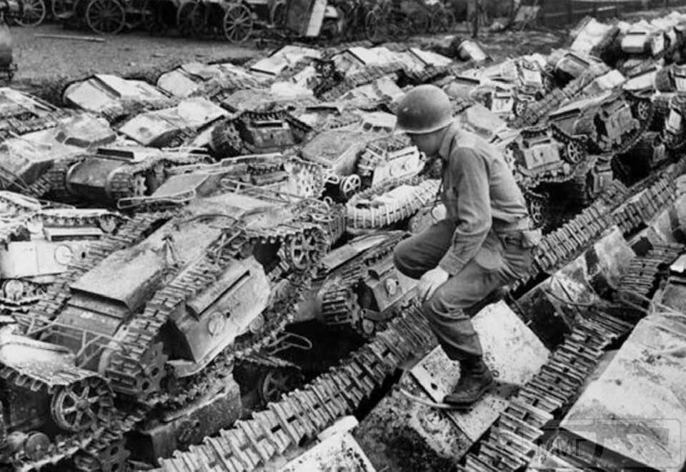 75266 - Военное фото 1939-1945 г.г. Западный фронт и Африка.