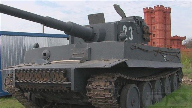 7531 - Деревянный танк